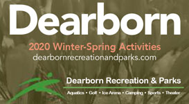 Dearborn Recreation and Parks Brochure